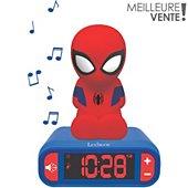 Réveil Lexibook RL800SP Veilleuse SpiderMan