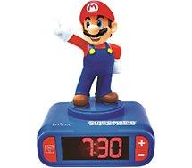 Réveil Lexibook  Veilleuse Super Mario