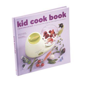 Beaba Kid Cook Book 123261