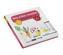 Livre de cuisine Beaba  Mes P'tites recettes 4-6 mois 912555