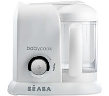 Mixeur Cuiseur Bébé Beaba  Babycook Solo 912675 White/silver