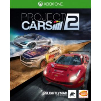 Namco Project Cars 2