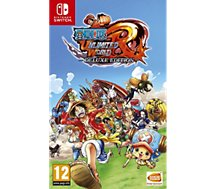 Jeu Switch Namco One Piece Unlimited World Red Deluxe Ed.