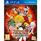 Jeu PS4 Namco The Seven Deadly Sins