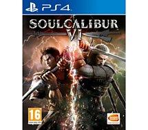 Jeu PS4 Namco Soulcalibur VI