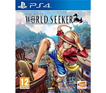 Jeu PS4 Namco One Piece World Seeker