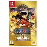 Jeu Switch Namco One Piece Pirate Warriors 3 Ed Deluxe