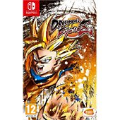 Jeu Switch Namco Dragon Ball FighterZ