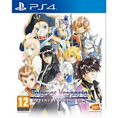 Jeu PS4 Namco Tales Of Vesperia Definitive Edition