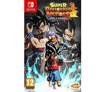 Jeu Switch Namco Super Dragon Ball Heroes