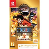 Jeu Switch Namco One Piece Pirate W. 3 Code à l'intérieur