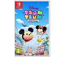 Jeu Switch Namco  Disney Tsum Tsum Festival