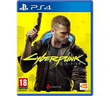 Jeu PS4 Namco  Cyberpunk 2077