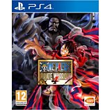 Jeu PS4 Namco  One Piece Pirate Warriors 4