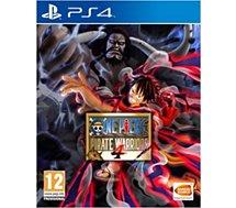 Jeu PS4 Namco  One Piece Pirate Warriors 4