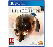 Jeu PS4 Namco  DARK PICTURES LITTLE HOPE