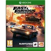 Jeu Xbox One Namco FAST & FURIOUS CROSSROADS XONE