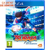 Jeu PS4 Namco Captain Tsubasa rise PS4