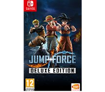 Jeu Switch Namco  JUMP FORCE DELUXE EDITION SWI