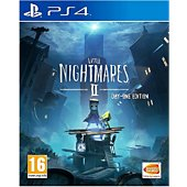 Jeu PS4 Namco LITTLE NIGHTMARES 2