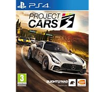Jeu PS4 Namco  PROJECT CARS 3 P4 VF