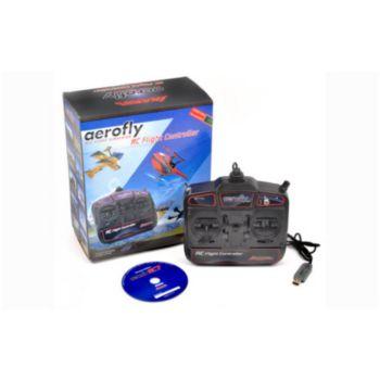 Ikarus Aerofly RC7 Standard + Radiocommande