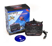 Jeu PC Ikarus  Aerofly RC7 Ultimate + Radiocommande