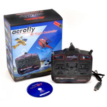 Ikarus Aerofly RC7 Ultimate + Radiocommande