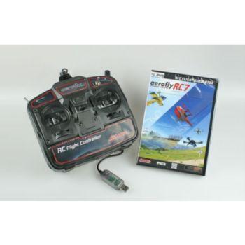 Ikarus Aerofly RC7 Pro + Radiocommande