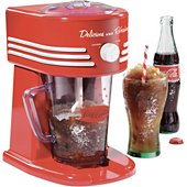 Machine à granita Simeo Retro series  CC145 Coca Cola