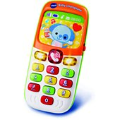 Jeu éducatif Vtech Baby smartphone bilingue