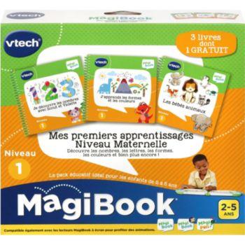 Vtech MagiBook - Niveau Maternelle