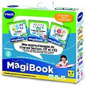 Jeu éducatif Vtech MagiBook - Grande section, CP & CE1