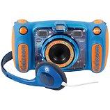 Appareil photo Compact Vtech  Kidizoom Duo 5.0 Bleu