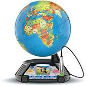 Jeu éducatif Vtech Genius XL - Globe vidéo interactif