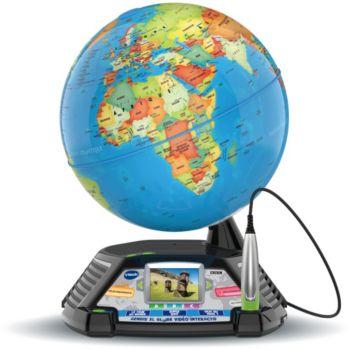 Vtech Genius XL - Globe vidéo interactif