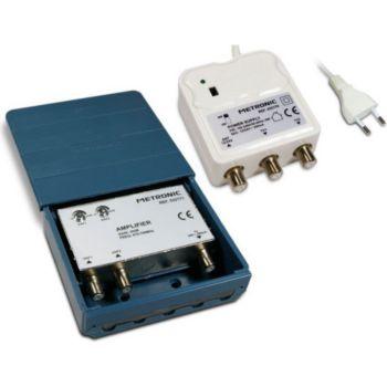 Metronic Kit amplificateur coupleur d'extérieur