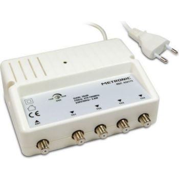 Metronic Amplificateur répartiteur blindé