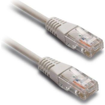 Metronic Cordon Ethernet RJ45 10 m Droit