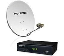 Antenne parabolique Metronic  Kit satelite Calysta