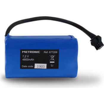 Metronic Batterie pour radio de chantier Metronic
