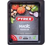 Pyrex rect métal 30x23 cm Magic