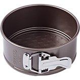 Moule métal Pyrex  à charnières métal diam 14 cm Asimetria