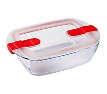 Boîte hermétique Pyrex  cook & heat rectangulaire 23x15 cm