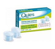 Quies Protection Anti-Bruit Silicone Quies Dis