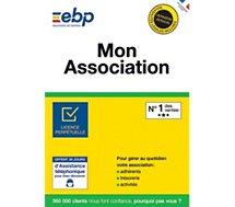 Logiciel de gestion EBP  Mon Association