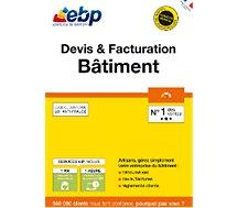 Logiciel de gestion EBP  Devis & Facturation Bâtiment OL + VIP