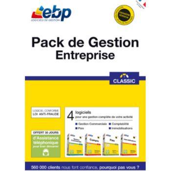 EBP Pack de Gestion Entreprise Classic