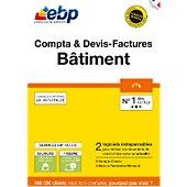 Logiciel de gestion EBP Compta & Devis-Factures Bâtiment OL
