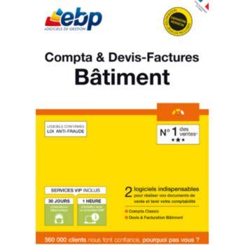 EBP Compta & Devis-Factures Bâtiment OL